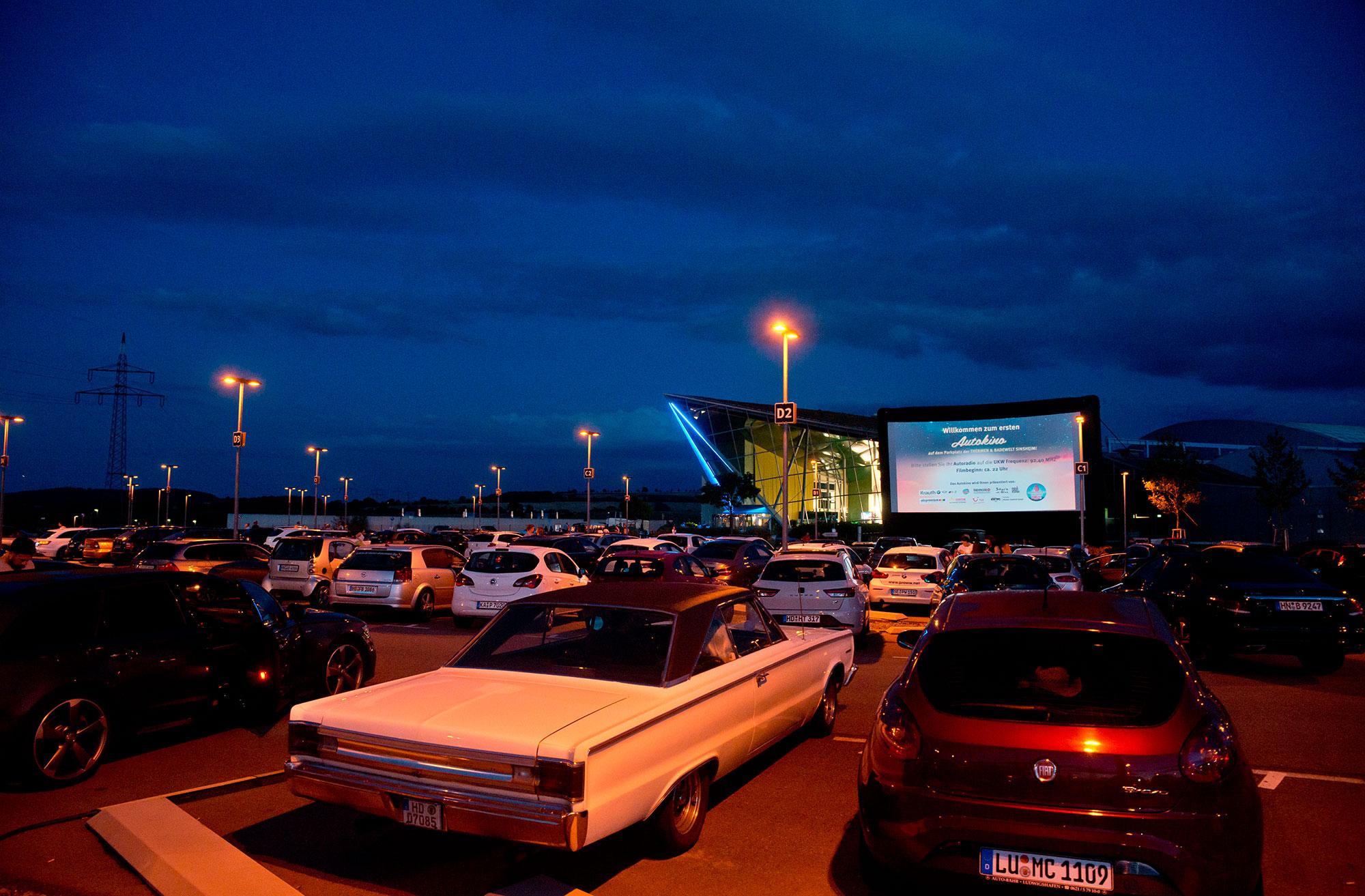 Open Air Kino Sinsheim